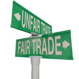 Unfair trade- what it means for the manufacturing industry