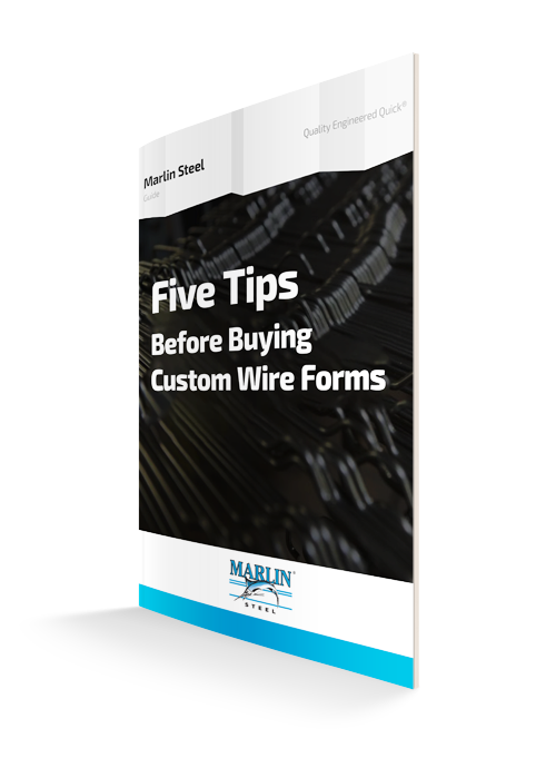 Five Tips for Buying Custom Wire Forms