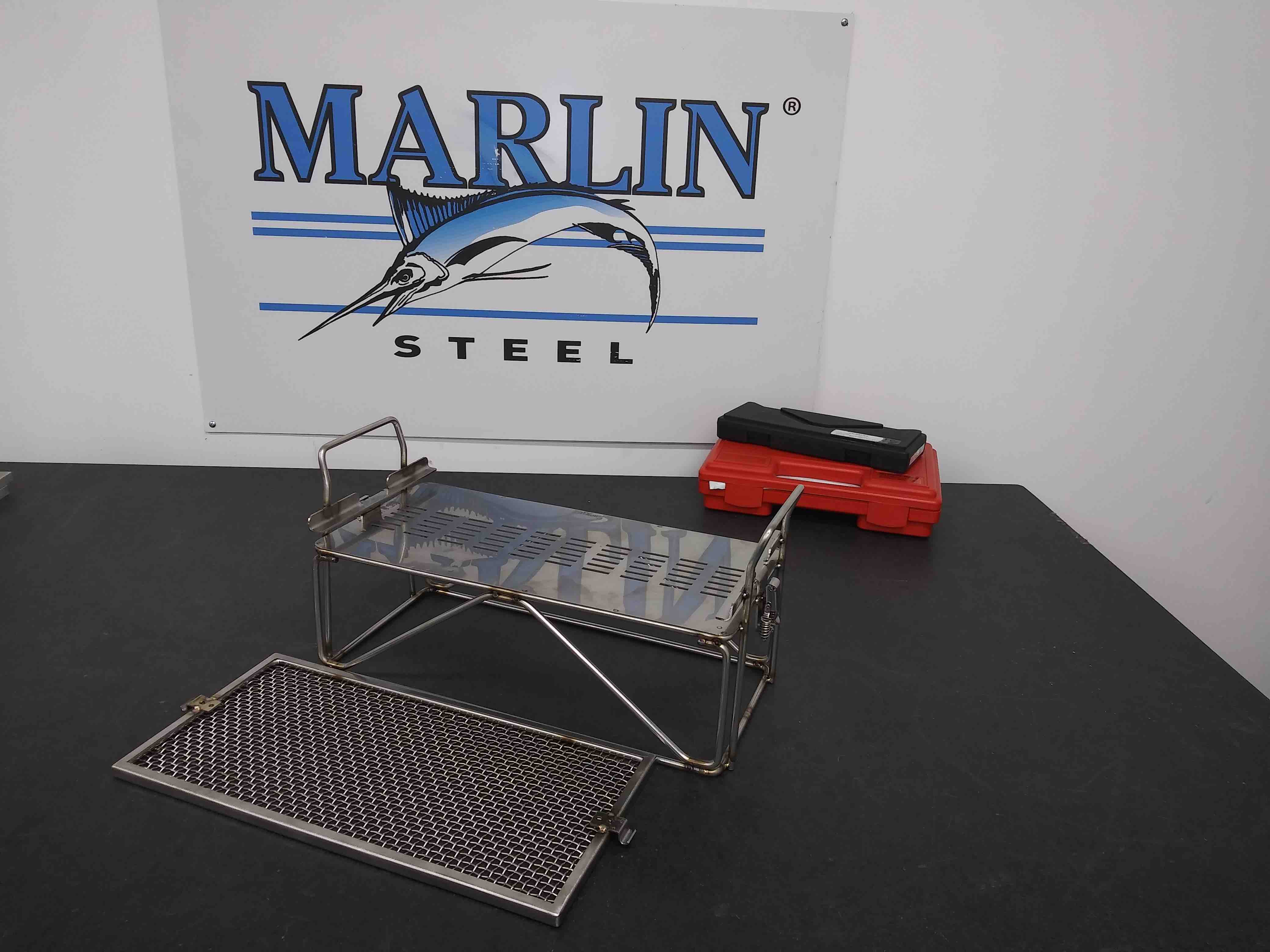 How Custom Stainless Steel Wire Baskets Can Meet Automotive Parts Washing Needs