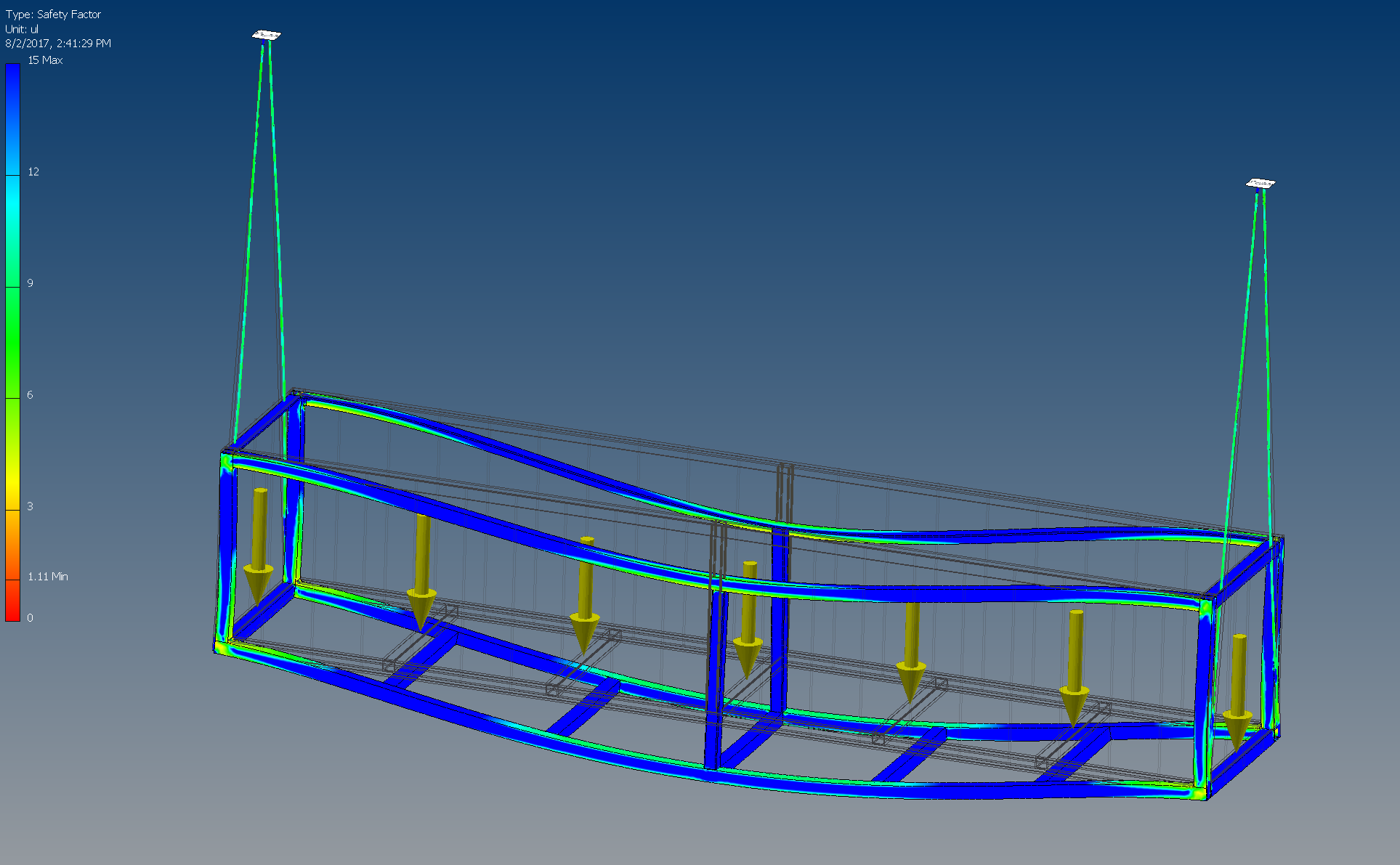 What is FEA Analysis, and Why Does Marlin Steel Use it?