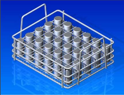 Replacing Inferior Plastic Baskets with Custom Stainless Steel Baskets