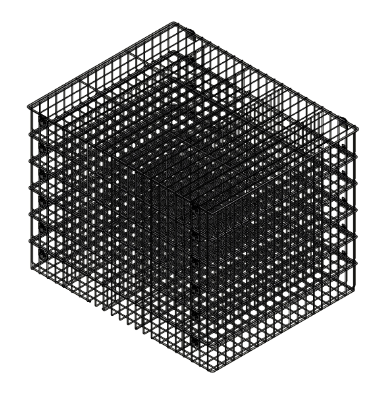 Stackable Stainless Steel Baskets for Food Processing Equipment