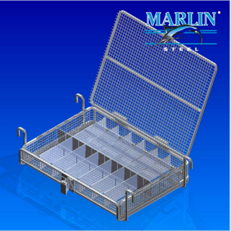 Wire Baskets and Stainless Steel Trays in the Dental Field