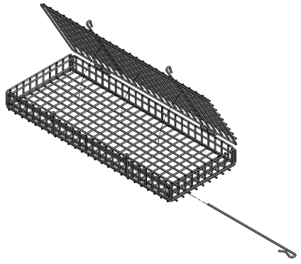 Making a Stainless Steel Basket for Commercial-Scale Turkey Processing