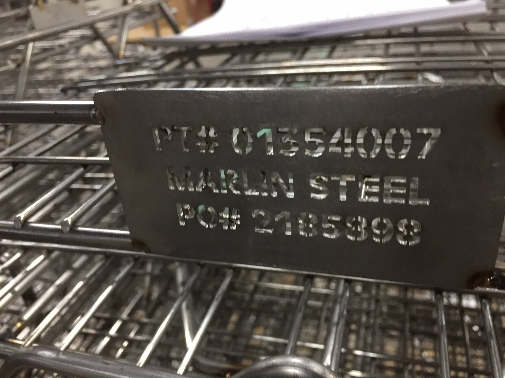 How to Keep Track of Your Different Custom Wire Baskets
