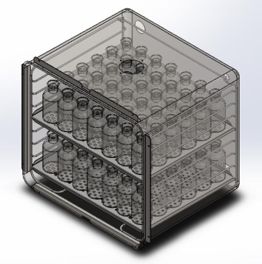 Making Stainless Steel Custom Wire Racks for Science!