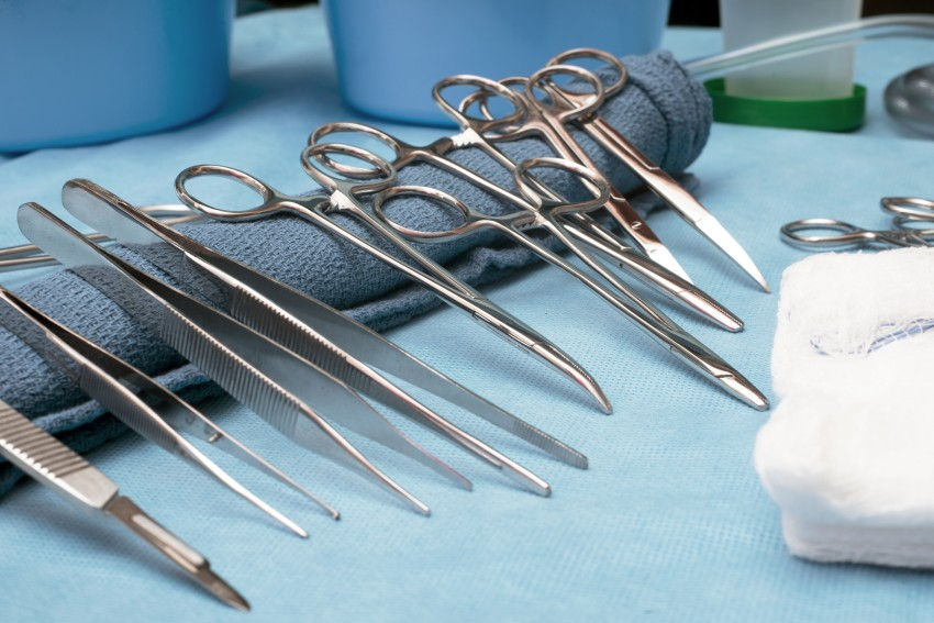 Creating a Custom Wire Basket for Passivating Surgical Equipment