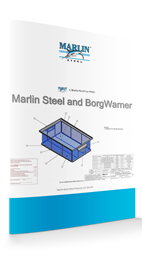 BorgWarner and Marlin Steel