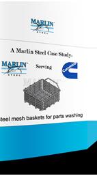 Cummins and Marlin Steel