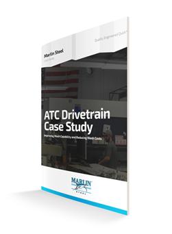 ATC-Drivetrain and Marlin Steel