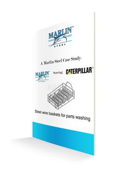 Caterpillar and Marlin Steel