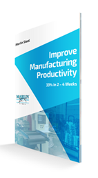 Improve Manufacturing Productivity by 33% in 2-4 Weeks