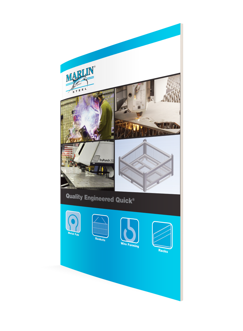 Marlin Steel Product Brochure