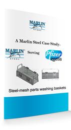 Pfizer Zeotis and Marlin Steel