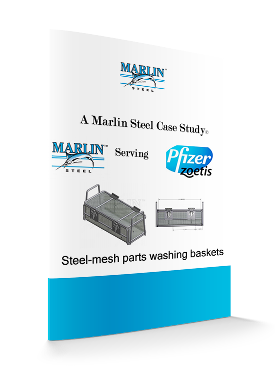 Pfizer Zeotis and Marlin Steel