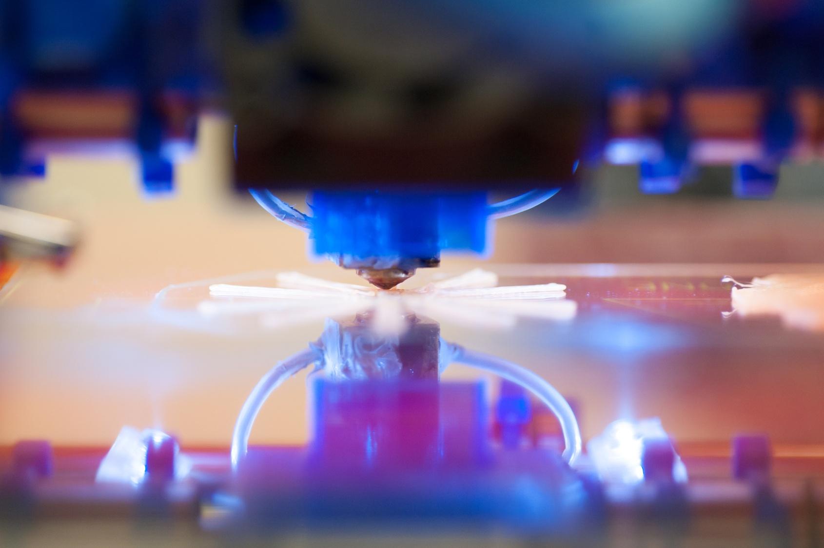 4 Big Breakthroughs in 3D Printing
