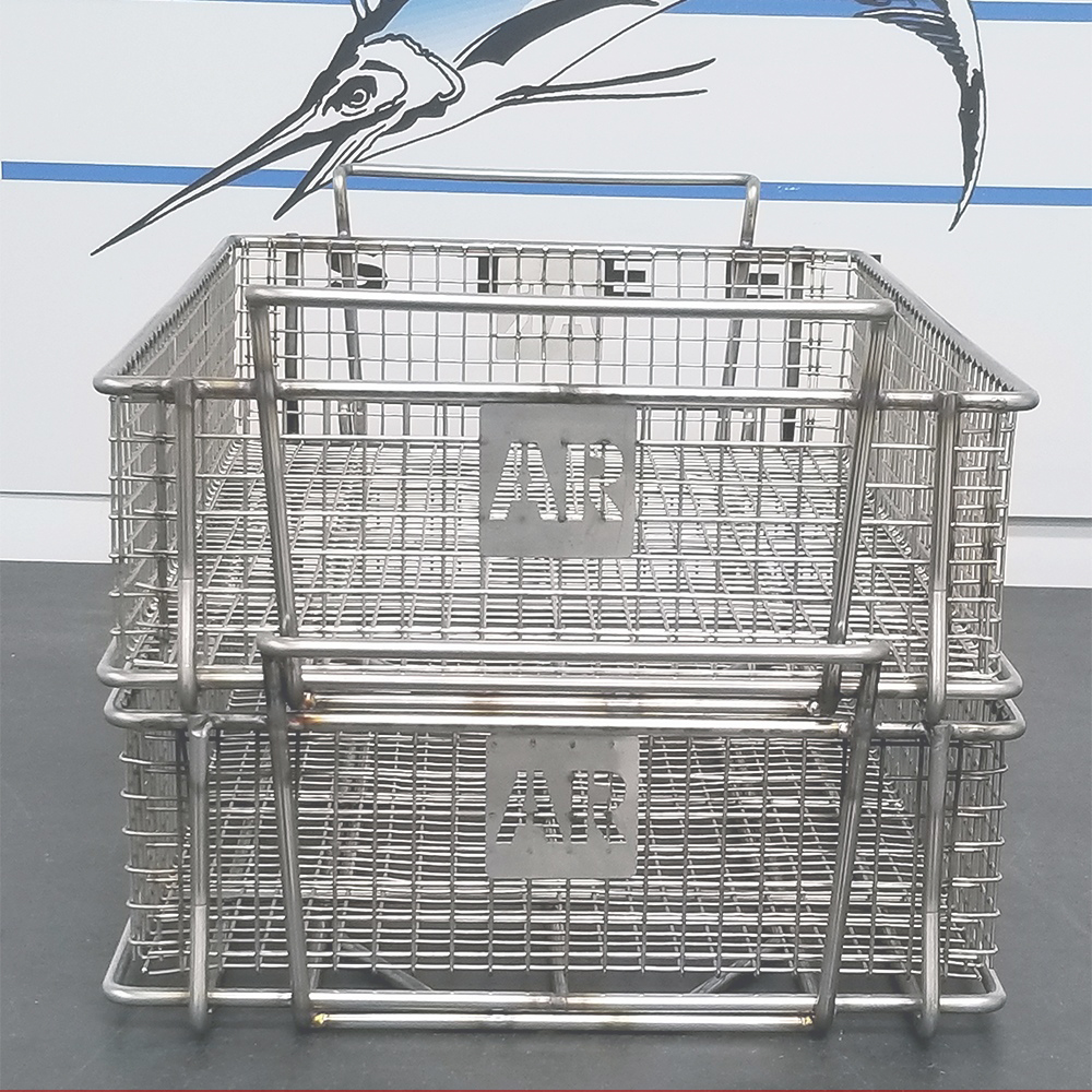 How to Choose Precision Stackable Wire Baskets to Hold Tight Tolerance Parts